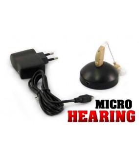 Audífono recargable Micro Hearing