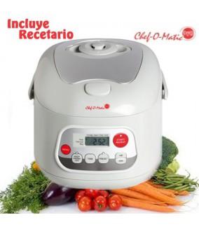 Chef o'Matic Pro 3L. Robot de Cocina