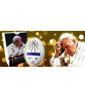 Rosario electrónico de Juan Pablo II