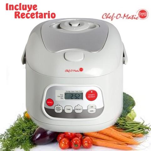 Robot de cocina chef o matic pro 3l 900w recetario ebay - Robot chef o matic pro ...