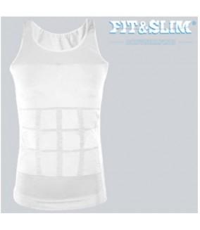 Camiseta Faja Moldeadora Fit & Slim Hombres