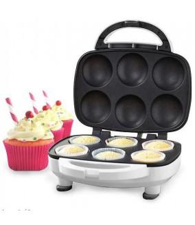 Máquina Cupcake Maker (6 Unid.)
