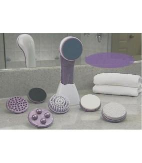 Derma Seta kit de depilación y cuidado corporal