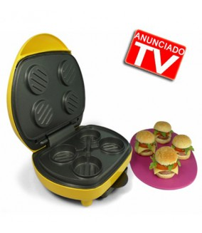 Maquina Mini Hamburguesas