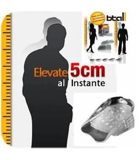 Plantillas BTALL Elevadoras 5cm 2x1