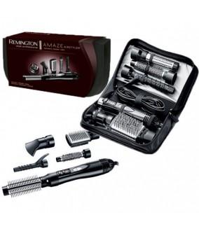Cepillo Styler Moldeador Iónico 5 en 1 REMINGTON + Estuche Profesional Portátil de regalo