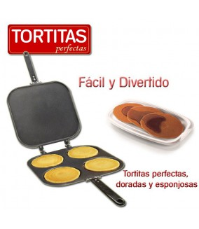 Tortitas Perfectas