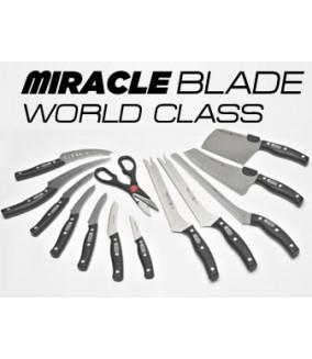 Cuchillos Miracle Blade World Class 11 Piezas
