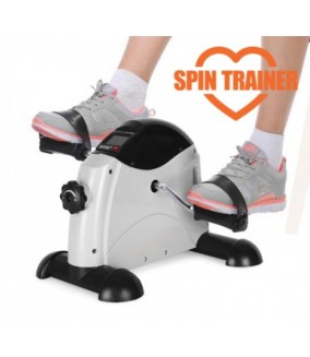 Pedaleador Digital Display Spin Trainer