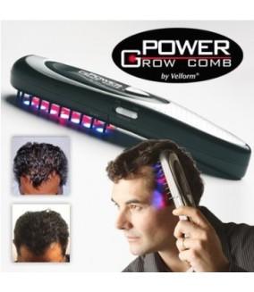 Cepillo Power Grow Comb Laser