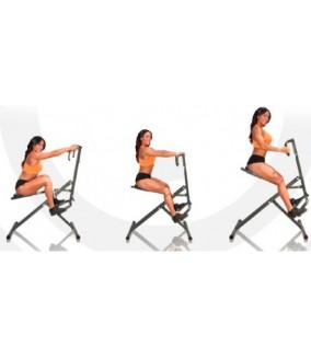 Gym Body Crunch