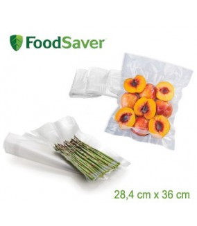 32 bolsas de envasado al vacío 28,4 x 36 cm FoodSaver