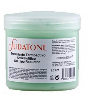 Sudatone Gel Frío Criogel Anticelulítico 500 ml