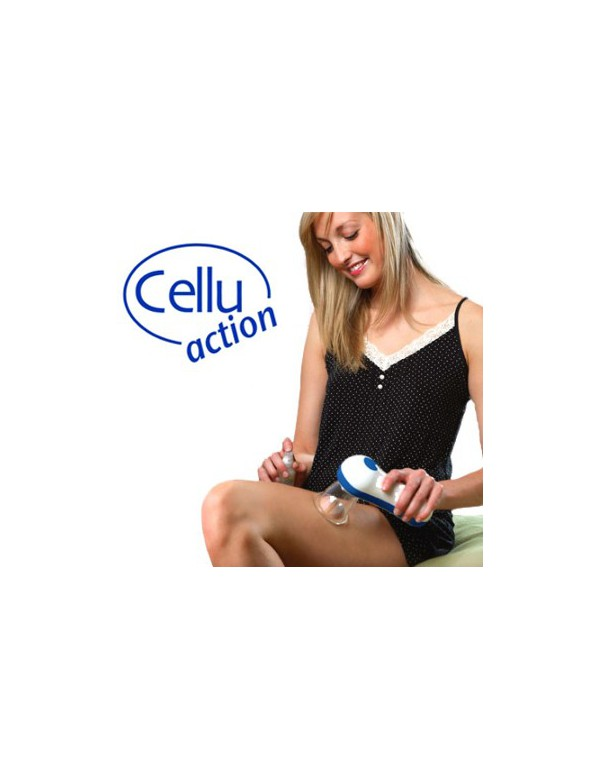 Cellu Action Vacumterapia Anticelulítico