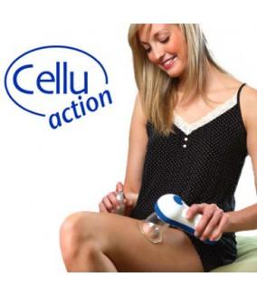 Cellu Action Vacumterapia Anticelulítico