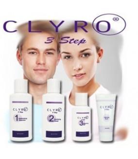 Tratamiento Anti-acné Clyro Complex 3 Pasos