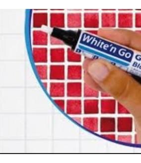 White and go Limpiador de Juntas