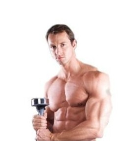 Pesas Shake Weight para Hombres