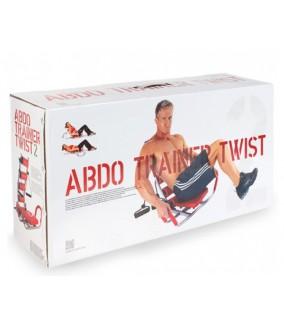 Banco Abdominales Abdo Trainer Twister + Fitness Master
