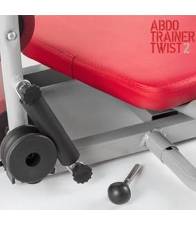 Banco Abdominales Abdo Trainer Twister + Flex Shaper