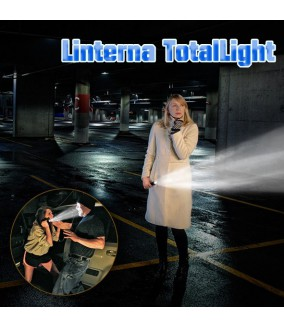Linterna Total Light