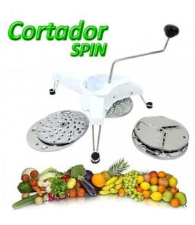 Rallador y Cortador de Verduras Spin Plus