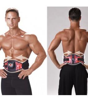 Cinturón EMS Gym Form ABS-A-Round