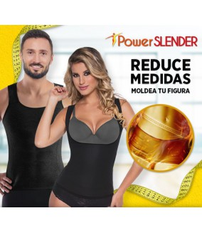 Power Slender Camiseta Reductora Hombre o Mujer