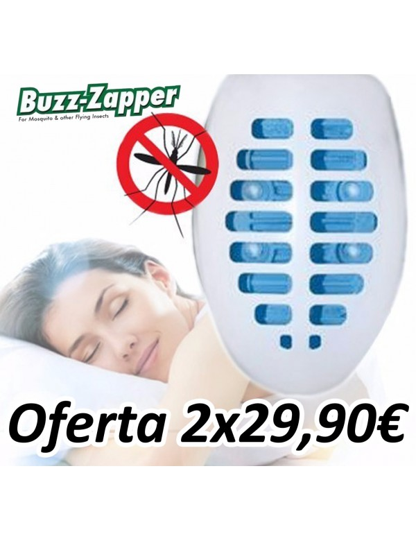 Buzz-Zapper Antimosquitos