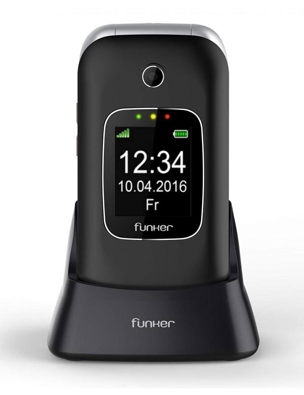 Teléfono para Mayores Funder C85 Easy Comfor