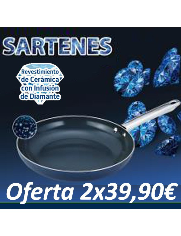 Sartenes Diamante Stone