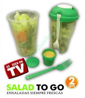 Salad To Go (2 Unidades)